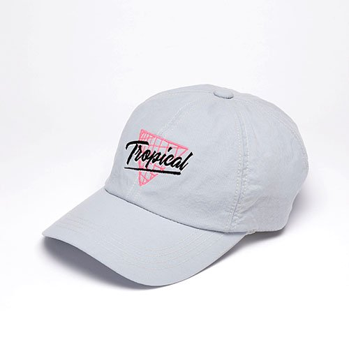 <font color=red>NEW</font> MEMPHIS / TROPICAL CAP / SKY(メンフィス / トロピカルキャップ / スカイ)「帽子」