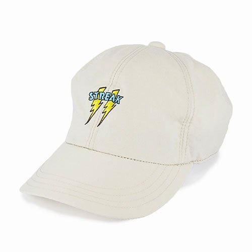 <font color=red>NEW</font>MEMPHIS / STREAK CAP /BEIGE(メンフィス / ストリークキャップ/ベージュ)「帽子」