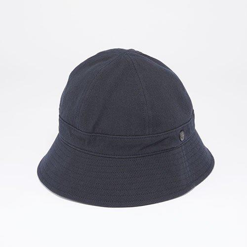 METRO HAT / BRIND BRIM / NAVY(バケットハット/ ブラインドブリム/ ネイビー)「帽子」