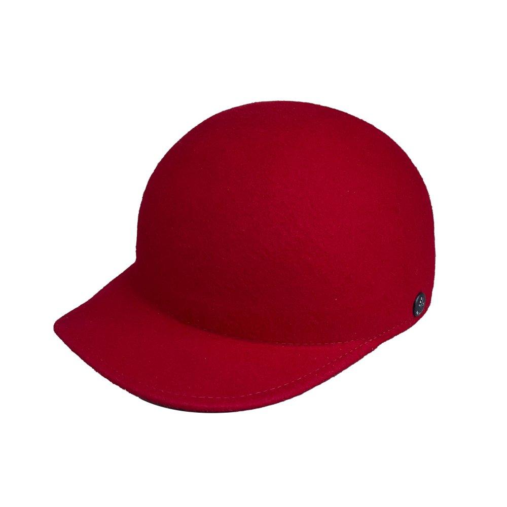 <font color=red>RE STOCK</font> CAP / WOOL FELT / BROWN(キャップ / ウールフェルト / ブラウン)「帽子」
