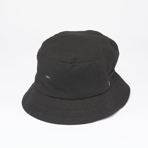 <font color=red>RE-STOCK</font> BACKET HAT / SARGE BAGGY / BLACK(バケットハット/サージバギー/ブラック)「帽子」