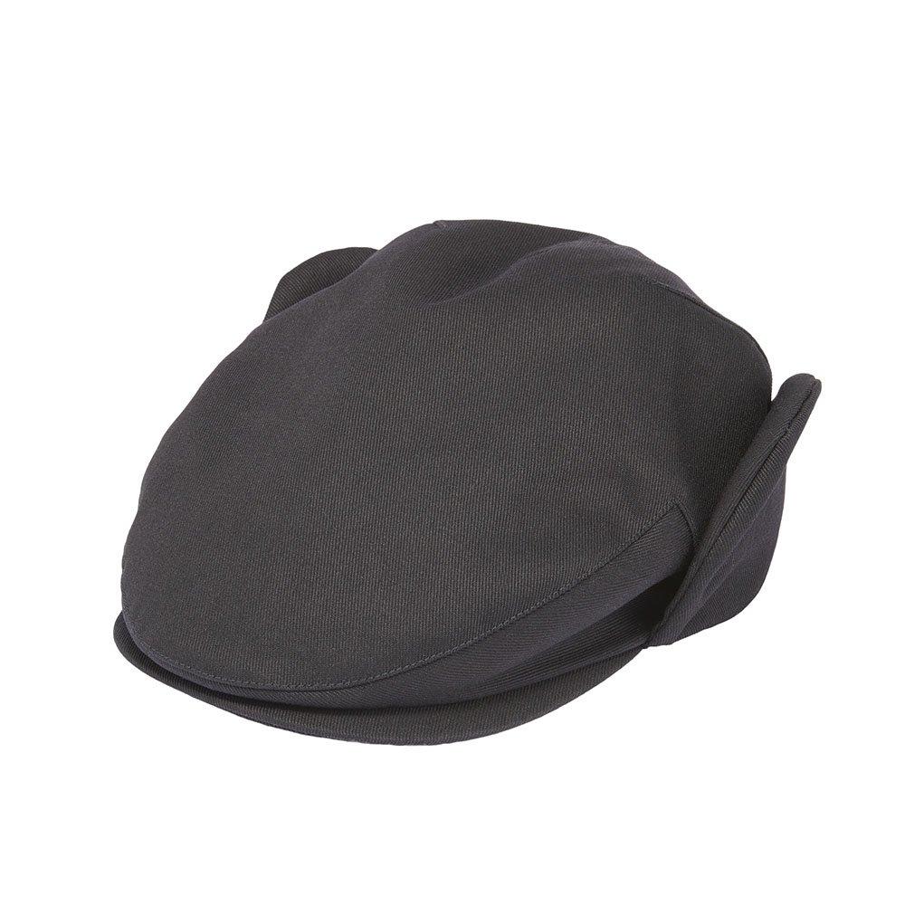 420EM HUNTING / EAR FLAP / BLACK(ハンチング/ イヤーフラップ / ブラック)「帽子」