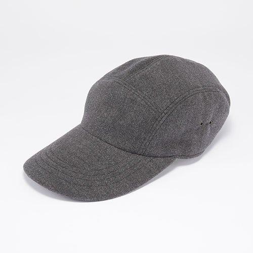 JET CAP / PE MELTON / GRAY(ジェットキャップ/ ピーイーメルトン/ グレー)「帽子」
