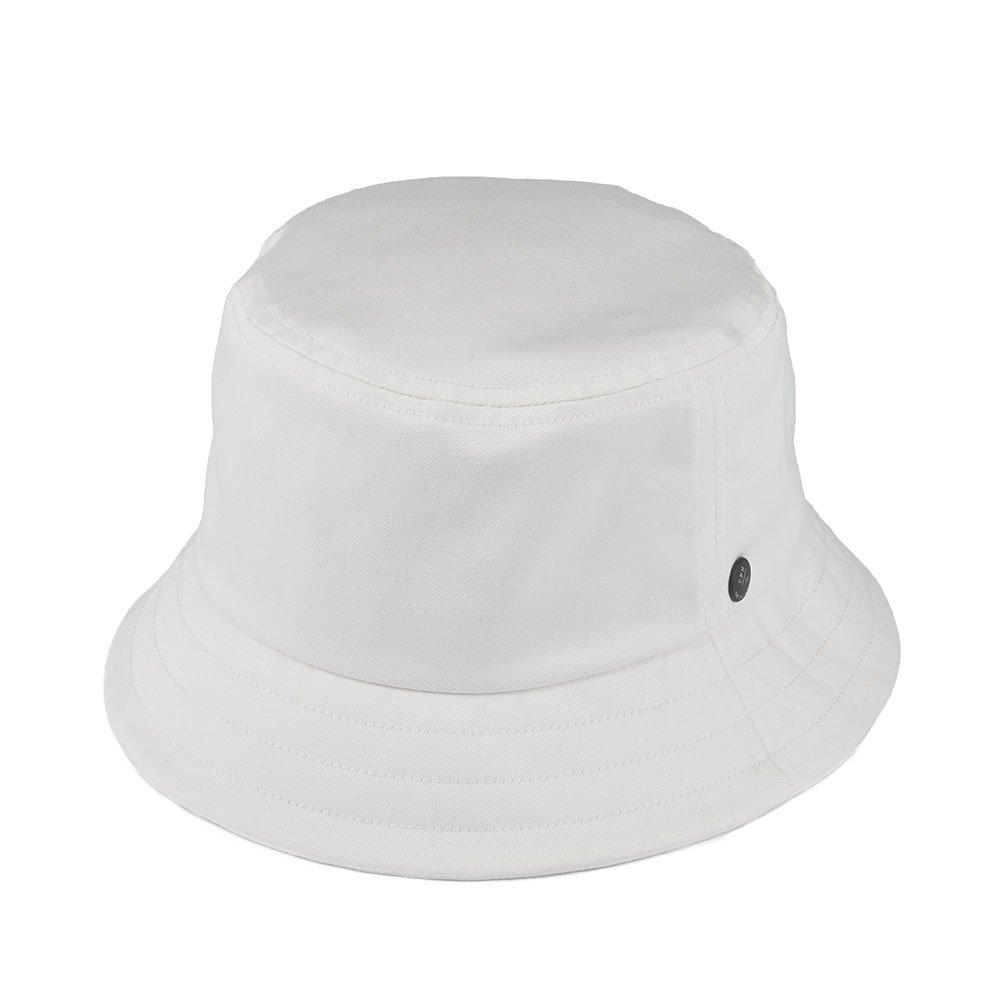 BUCKET HAT / COTTON WEAPON / WHITE(バケットハット/コットンウェポン/ホワイト)「帽子」