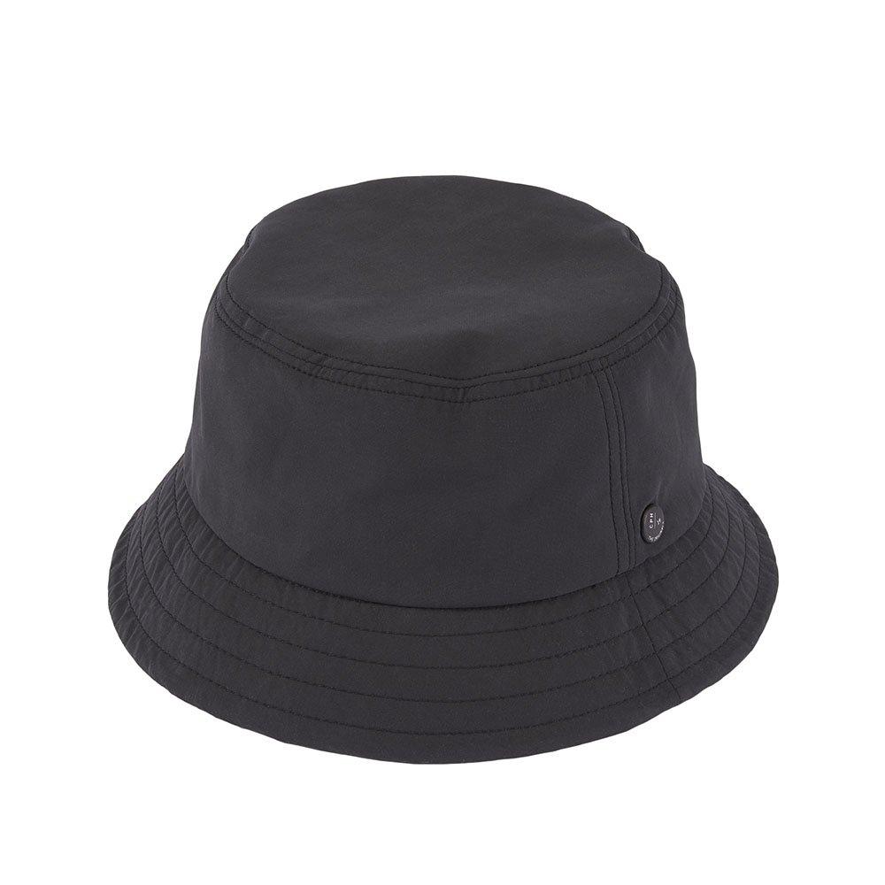 BUCKET HAT / MATT POLY / BLACK(バケットハット/ マットポリ/ ブラック)「帽子」