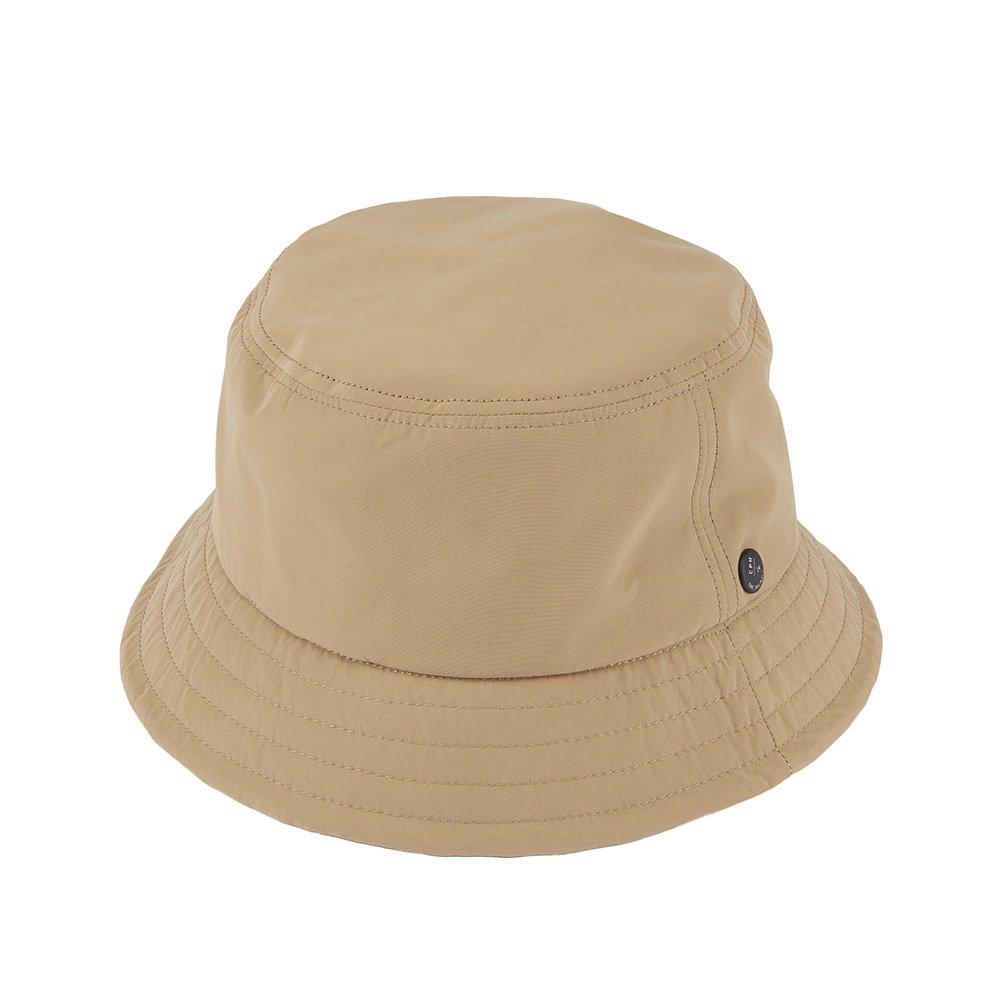 BUCKET HAT / MATT POLY / BEIGE(バケットハット/ マットポリ/ ベージュ)「帽子」