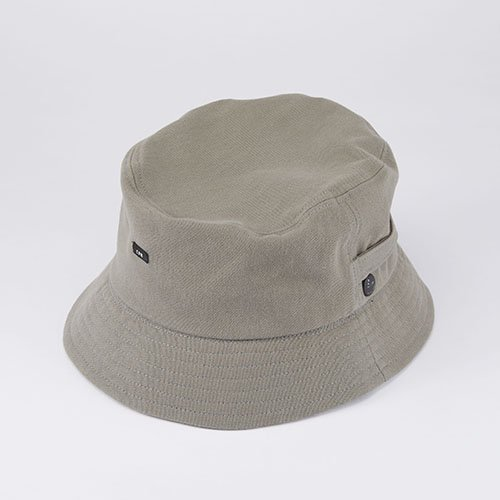 <font color=red>SOLD OUT</font> BACKET HAT / CHINO BAGGY / GRAY(バケットハット/チノバギー/グレー)「帽子」