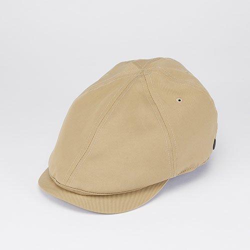 441NL HUNTING / PECKER /NYLON / BEIGE(ハンチング/ ペッカー /ナイロン/ベージュ)「帽子」
