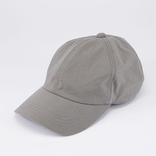 <font color=red>NEW</font> 6 PANNEL CAP / NYLON / GRAY(6パネルキャップ / ナイロン / グレー)「帽子」