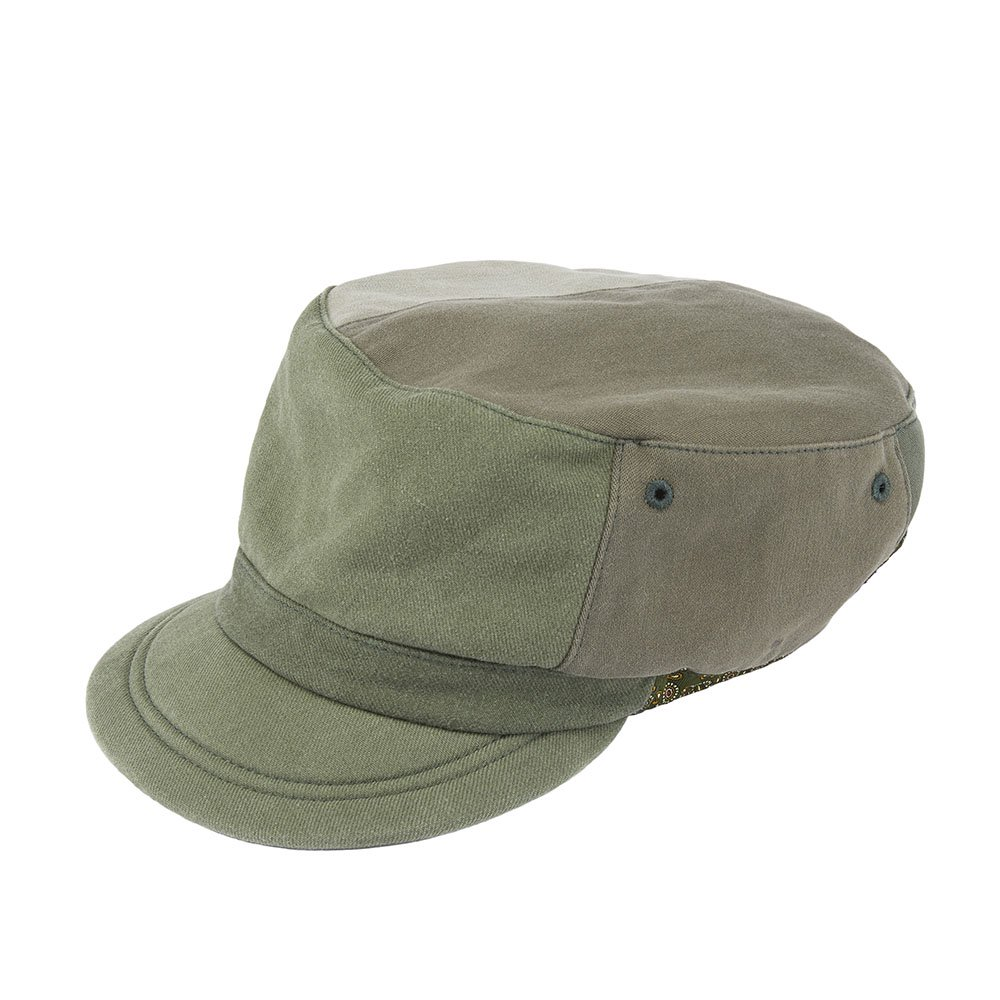 <font color=red>NEW</font>WORK CAP / RE MAKE / OLIVE(ワークキャップ / リメイク / オリーブ)「帽子」