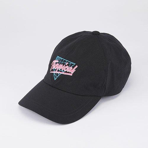 WHOPOP / TROPICAL / BLACK(フーポップ / トロピカル / ブラック)「帽子」