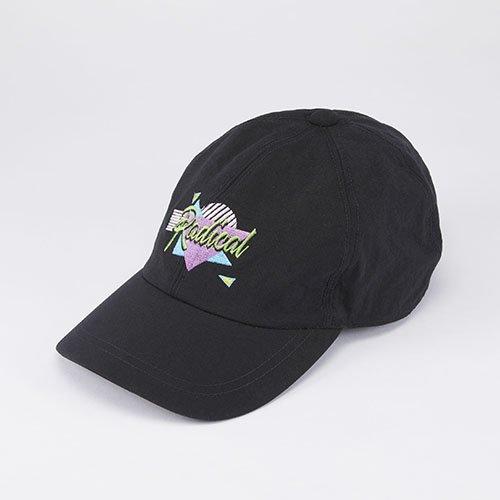 WHOPOP / RADICAL / BLACK(フーポップ / ラディカル / ブラック)「帽子」