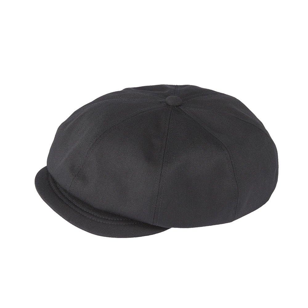 <font color=red>NEW</font>521TC CASQUETTE / TC TWILL / BLACK(521TC キャスケット / TCツイル / ブラック)「帽子」