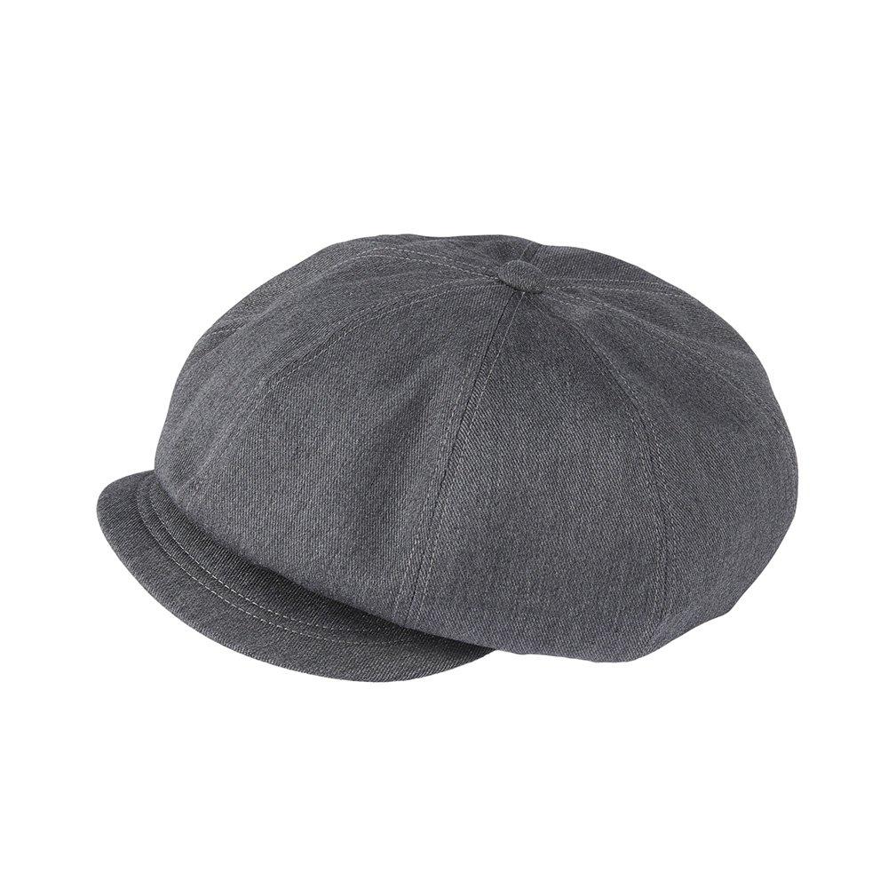 <font color=red>RE STOCK</font>521TC TWILL CASQUETTE / GRAY(521TC ツイルキャスケット / グレー)「帽子」