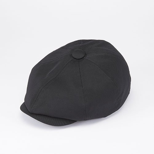 <font color=red>SOLD OUT</font> 575NL CASQUETTE /SERVANT /NYLON / BLACK(キャスケット/サーヴェント/ナイロン/ブラック)「帽子」