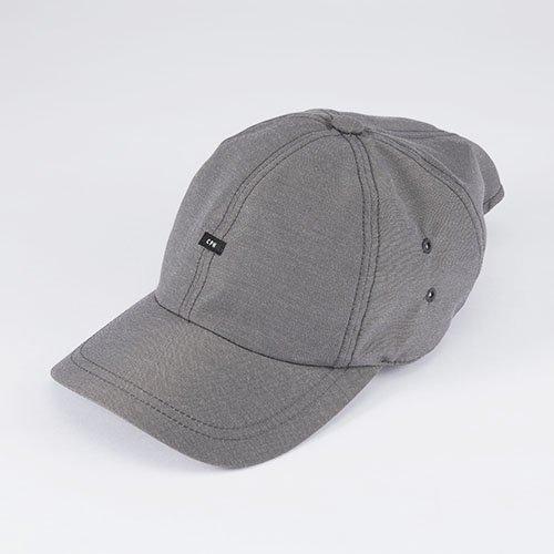 6 PANNEL CAP / POPLIN BAGGY / GRAY(6パネルキャップ / ポプリンバギー / グレー)「帽子」