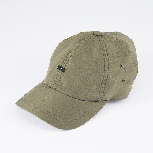 6 PANNEL CAP / POPLIN BAGGY / KHAKI(6パネルキャップ / ポプリンバギー / カーキ)「帽子」