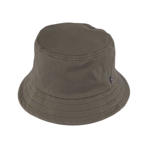 BUCKET HAT / COTTON WEAPON / D・BROWN(バケットハット/コットンウェポン/D・ブラウン)「帽子」