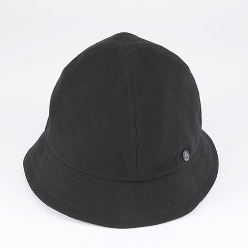 <font color=red>SOLD OUT</font> METRO HAT / 4 PANNEL METRO / BLACK(メトロハット/ 4パネルメトロ / ブラック)「帽子」