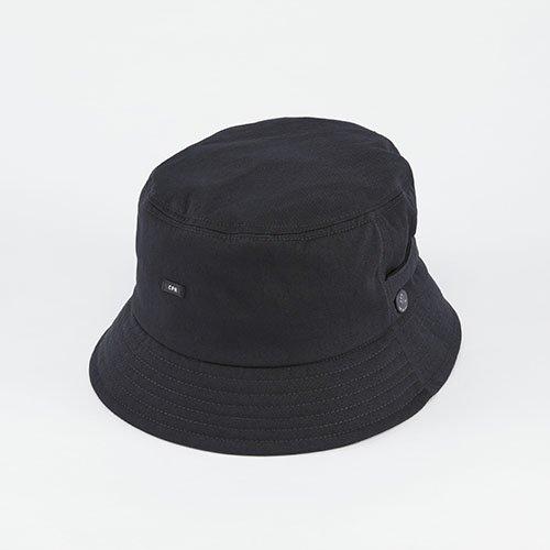 BUCKET HAT / NYLON BAGGY / BLACK(バケットハット/ ナイロンバギー/ ブラック)「帽子」