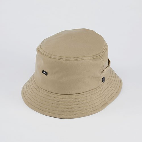 <font color=red>NEW</font>  BUCKET HAT / NYLON BAGGY / BEIGE(バケットハット/ ナイロンバギー/ ベージュ)「帽子」