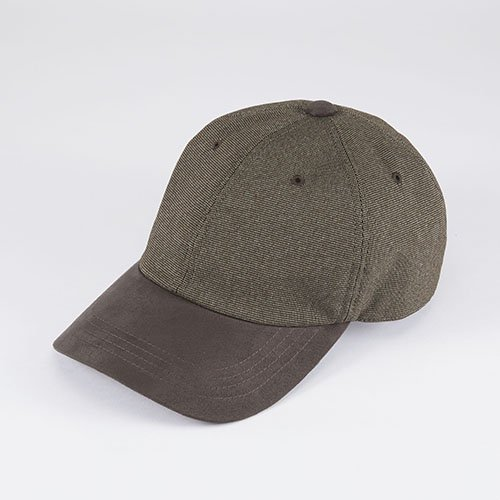 <font color=red>SOLD OUT</font>  6 PANNEL CAP / PIN HEAD / BROWN(6パネルキャップ / ピンヘッド / ブラウン)「帽子」