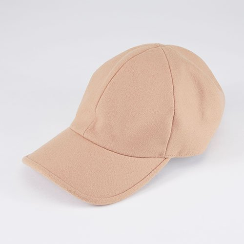 <font color=red>NEW</font>  6 PANNEL CAP / FLANNEL / PINK(6パネルキャップ / フランネル / ピンク)「帽子」
