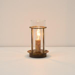 Glass candle [05010-A]