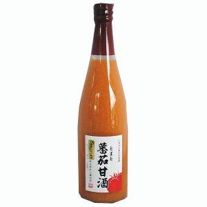 蕃茄甘酒(トマト甘酒)【奥出雲町・井上醤油店】【1本箱200円・2本箱400円追加】