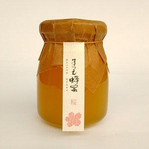 まつえ蜂蜜<桜>【松江市・長崎吉祐製造】平成29年産