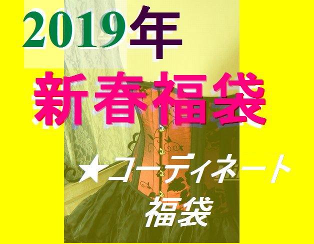 福袋♪10周年記念!!コルセットプラス小物のプレゼント付き福袋2017fuku10000ミンティーminty