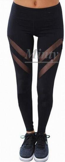 ブラック黒♪シンプルですが太腿透けち...