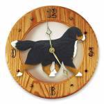 バーニーズマウンテンドッグ 掛け時計