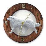 グレートピレニーズ 掛け時計