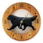 ニューファンドランド 掛け時計