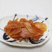 【ボン アシェット】ささみのパリパリお煎餅(三重県産鶏使用)