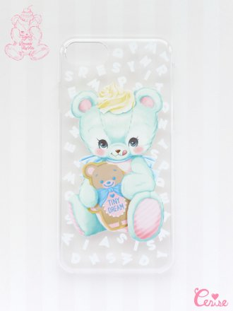 Dreamin' Tiny Pets iPhone7ケース『Cookie Bear』