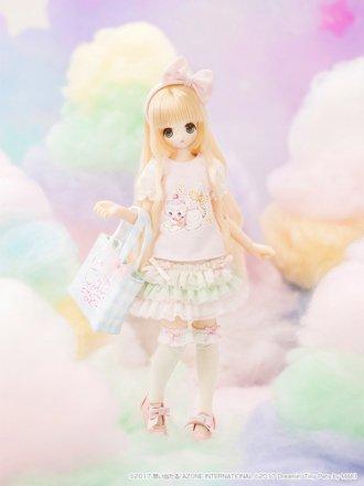 えっくす☆きゅーと × MAKI 『Sugar Dream Chiika (ちいか)』