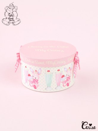 Dreamin' Tiny Pets Tiny Hatbox set [Cherie Bunny]