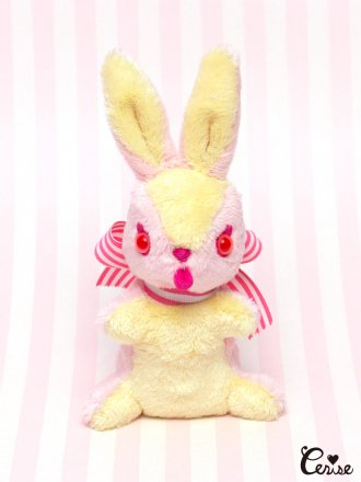 <img class='new_mark_img1' src='https://img.shop-pro.jp/img/new/icons7.gif' style='border:none;display:inline;margin:0px;padding:0px;width:auto;' />Cerise bebe Bunny(ベビーピンク×イエロー)