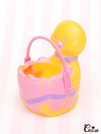 Chick & Easter Egg ミニバスケット