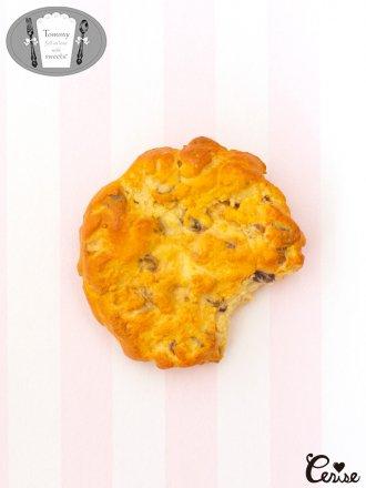 TiTi チョコチップクッキーブローチ