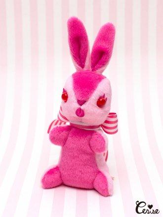 Cerise bebe Bunny (ベビーピンク×フューシャ)