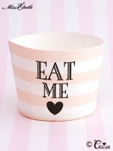 Miss Etoile EAT MEベーキングカップ(ピンク)(M)