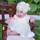 <img class='new_mark_img1' src='//img.shop-pro.jp/img/new/icons24.gif' style='border:none;display:inline;margin:0px;padding:0px;width:auto;' />Stocks Out SALE![HauteBaby] Butter Creme Infant Girls Bubble Dress