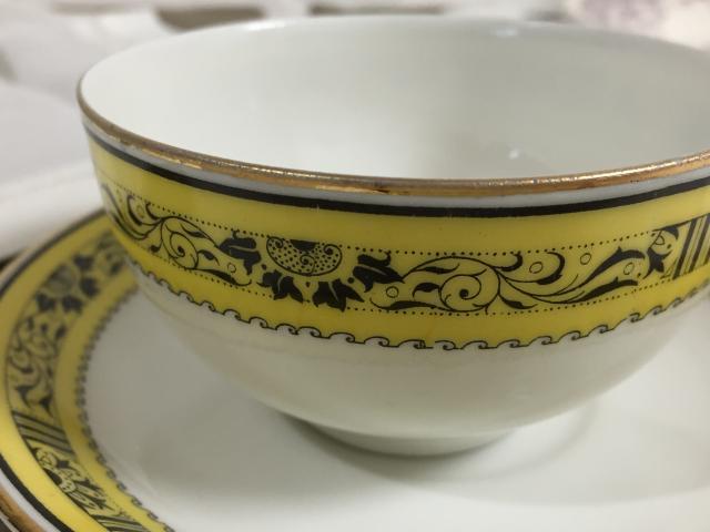 Limoges Teaカップ&ソーサー