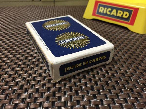 Ricard soleil 54枚 トランプ  ②