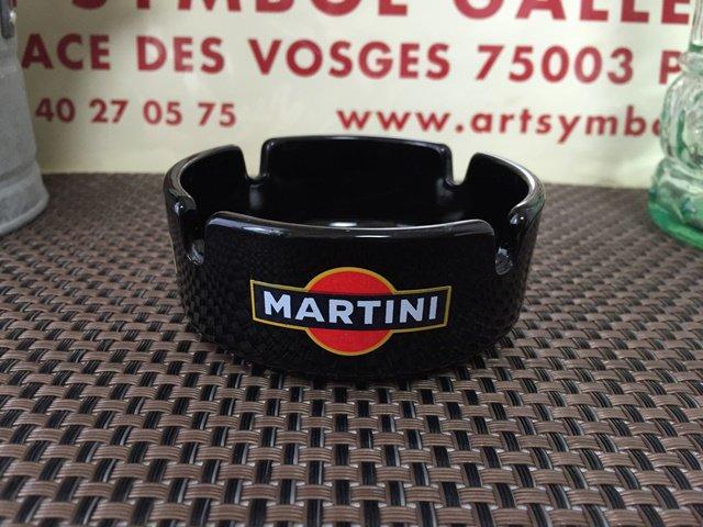 Martini 灰皿黒