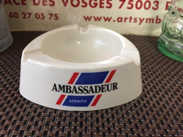 Ambassadeur Aperitif 灰皿