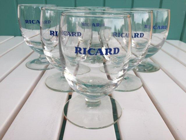 Ricard グラス クラシック